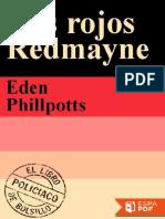 Los Rojos Redmayne - Eden Phillpotts