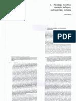 2 Psicologia Evolutiva Concepto, Enfoques Controversias y Metodos
