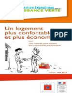 Guide Pratique Logement Plus Confortable Plus Econome