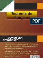 Apunte 1 Teorema de Pitagoras