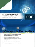 1 Electrostática 1