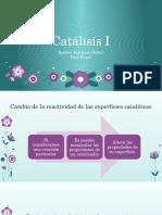 Catálisis I (FINAL)