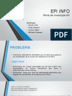 EPI INFO tema de investigacion.pptx