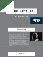 nobel lecture by toni morrison