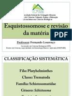Esquistossomose e filariose.pdf