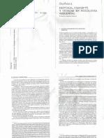 Historia Concepto y Teorias en Psicologia Ambiental