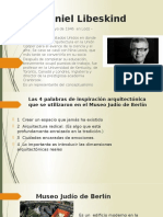 Daniel Libeskind Teoria 3