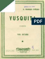 Bianqui Pinero Yusquita