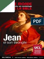Burnet, Régis. _XL Lu Cf. Version Word - Jean_et_son_evangile