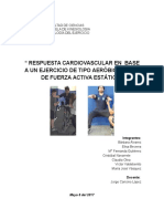 Respuesta cardiovascular al ejercicio