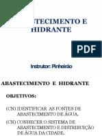 Abastecimento e Hidrante Pinheiro.pptx