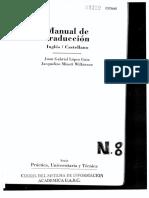 Manual de Traducción_López Guix y Minett Wilkinson