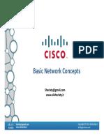 CCNA 01 Network Fundamentals