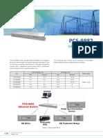 Flyer - PCS-9882 Ethernet Switch