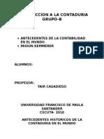 ANTECEDENTES HISTORICOS DE LA CONTADURIA EN EL MUNDO.docx