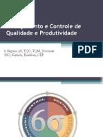 10-Planejamento e Controle de Qualidade e Produtividade