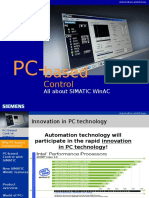 Simatic PC Basead Control