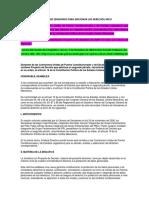 Decreto Derechos ARCO - Transparencia