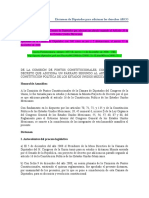 Decreto Que Adiciona Al Articulo 16 - Transparencia