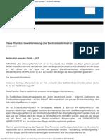 Claus Plantiko Gewaltenteilung Und Rechtsstaatlichkeit in Der BRD – Der BRD-Sch