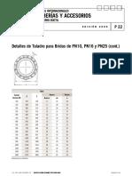 Ductile Iron FPF SPN Metric BRO-089sm 22
