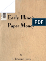 Early illinois paper money