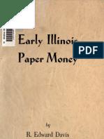 Early illinois paper money
