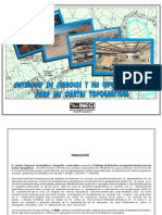 Catálogo de Símbolos y Sus Especificaciones Para Las Cartas Topográficas-parte 1 de 3