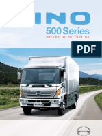 Hi No 500 Series Catalog