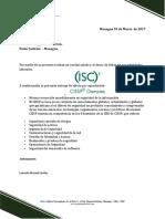 Capacitaciòn ISC