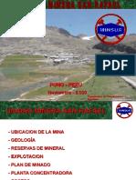 Minsur San Rafael