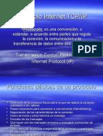 Protocolo Internet TCP