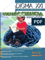 REVISTA - Neurociencia y Educación