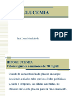 Clase 5 - Hipoglucemia