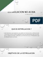 Estimulacion No Acida