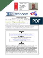 Sun Star November 4 2007