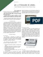 oscilaciones y generador de señales