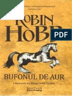 Robin Hobb - [Omul Aramiu 2] - Bufonul de Aur