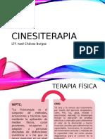 cinesiterapia tecnica