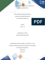 Paso 4. Fase Intermedia (Trabajo Colaborativo (1)