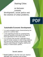 Rehabilitating Cities
