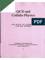 Ellis,Stirling,Webber QCD and Collider Physics 2003