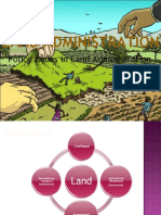 Policy Issues of Land Administration