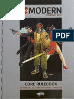D20 Modern - Core Rulebook