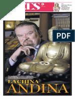Chinos prehispánicos, Fernando de Trazegnies