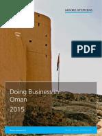 Oman Dbi 2015