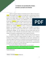 Monografía Epicuro