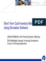 05 Wilpinjong Coal Inventory Management - James Anderson &
