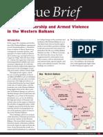 SAS AV IB4 Western Balkans