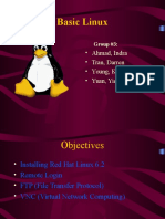 Linux Red Hat 6.2